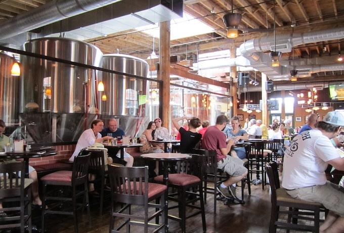 Mill Street Brewery, Toronto