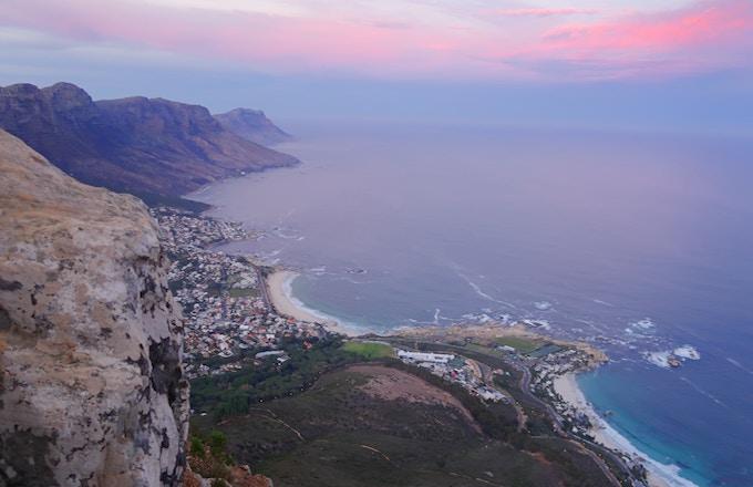 Signal Hill, Cape Town, Unsplash