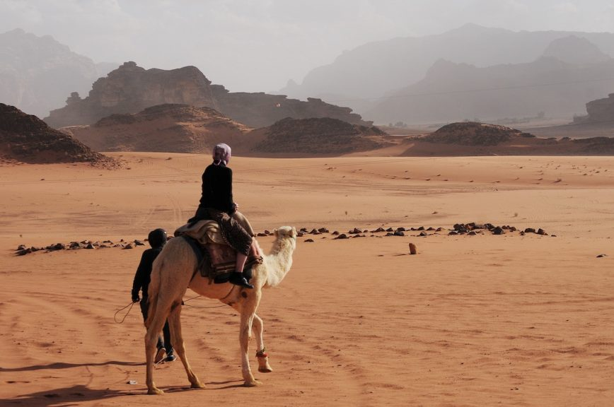 Our Guide to Travelling to the Middle East as a Woman