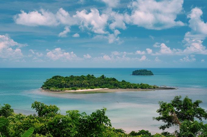 Kai Bae View Point, Ko Chang, Thailand
