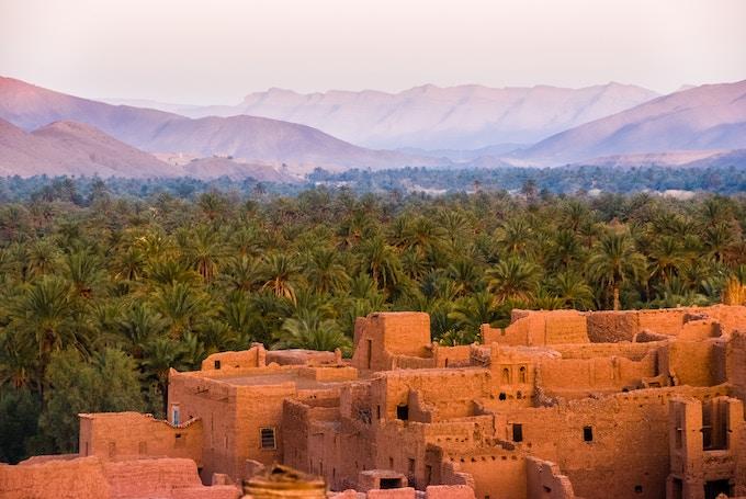 Tamnougait, Morocco