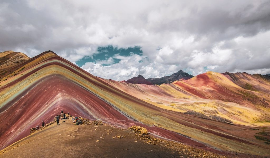 The Rainbow Mountains provide an unbelievable views | © McKayla Crump/Unsplash
