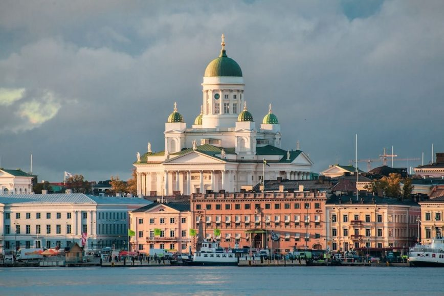 Celebrating Midsummer in Finland