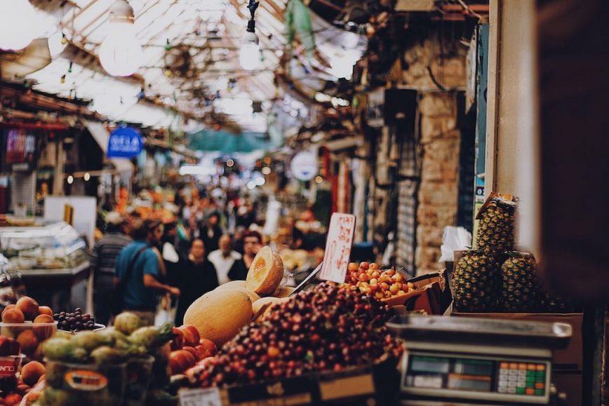 The Best Food in Israel