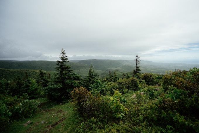Cape Breton Highlands National Park, Nova Scotia, Canada