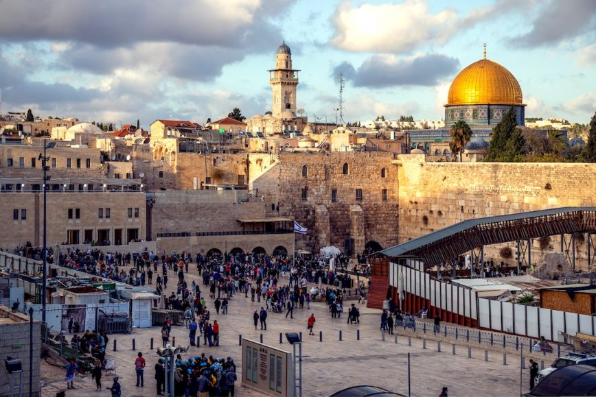 Exploring the Four Quarters of Jerusalem