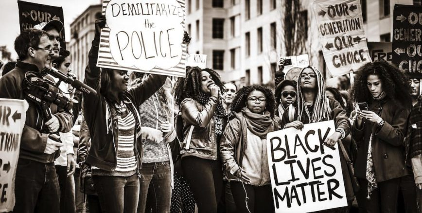 Travellers of the World: It's Time to Show Up For Black Lives Matter