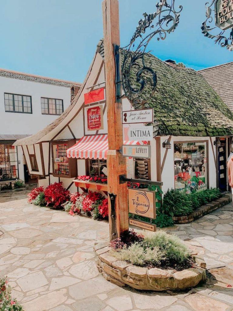 Boutique in Carmel by the Sea, California