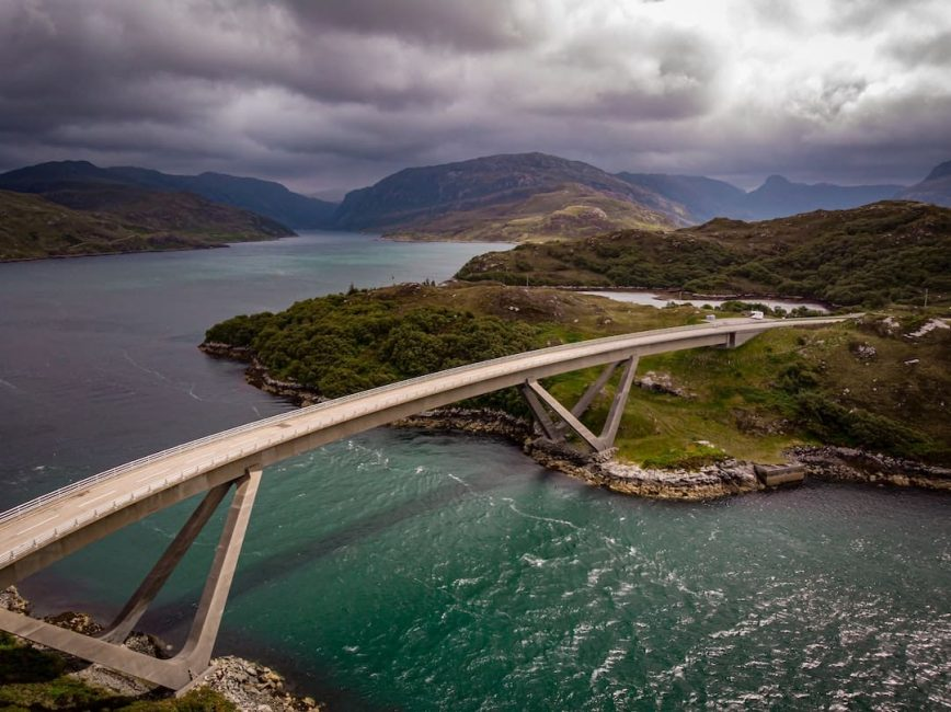 10 of the UK's Best Road Trip Destinations (As Voted By British Drivers)