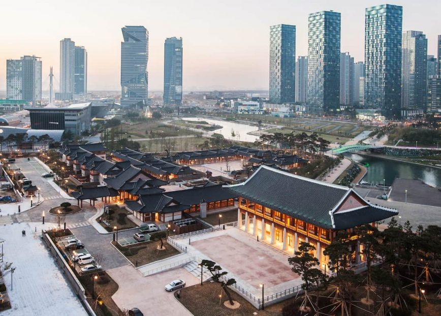 Experience Time Travel in Incheon: a City Where Past, Present, and Future Co-Exist