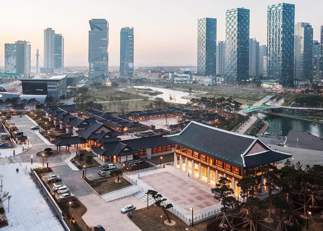 Songdo, Incheon, South Korea