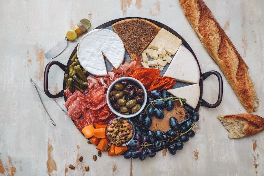 Culinary Wanderlust: How to Make a Travel-Inspired Cheese Board