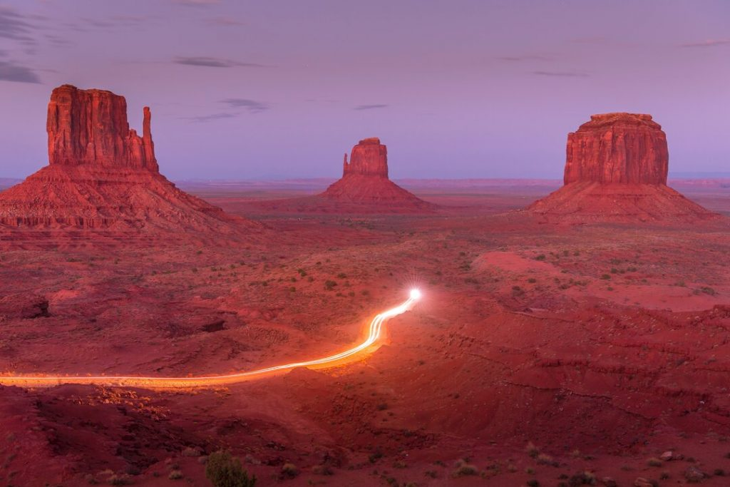 Iconic Monument Valley, USA