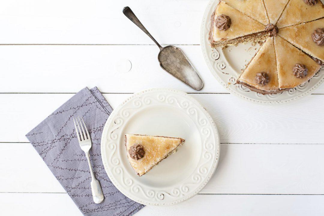 Dobosh-Hungarian-cake