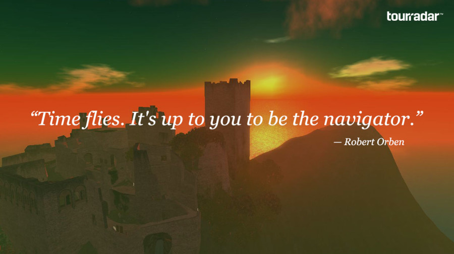 99 Inspirational and Adventure Travel Quotes with images