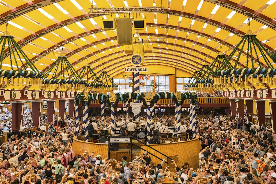 Best Oktoberfest Tents Kitchener