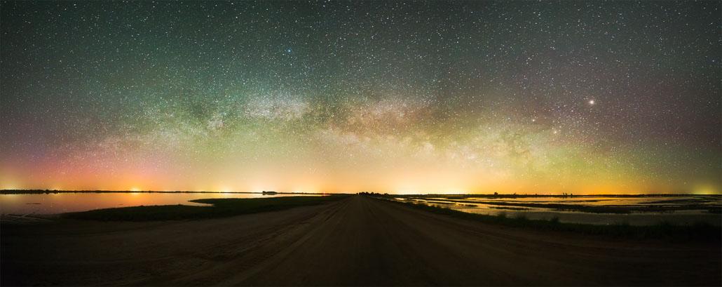 kansas-aurora-borealis-milky-way-panorama