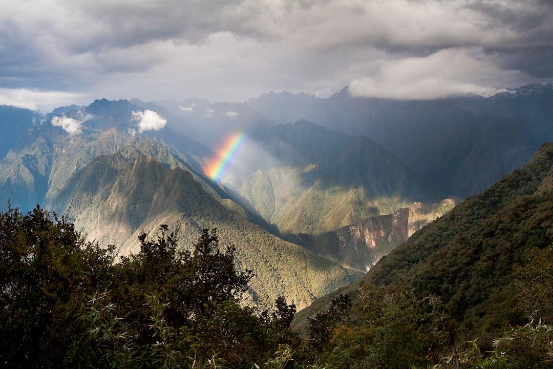 Inca-Trail-Rainbow-over-Valley