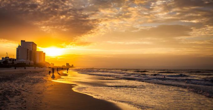myrtle beach spring break