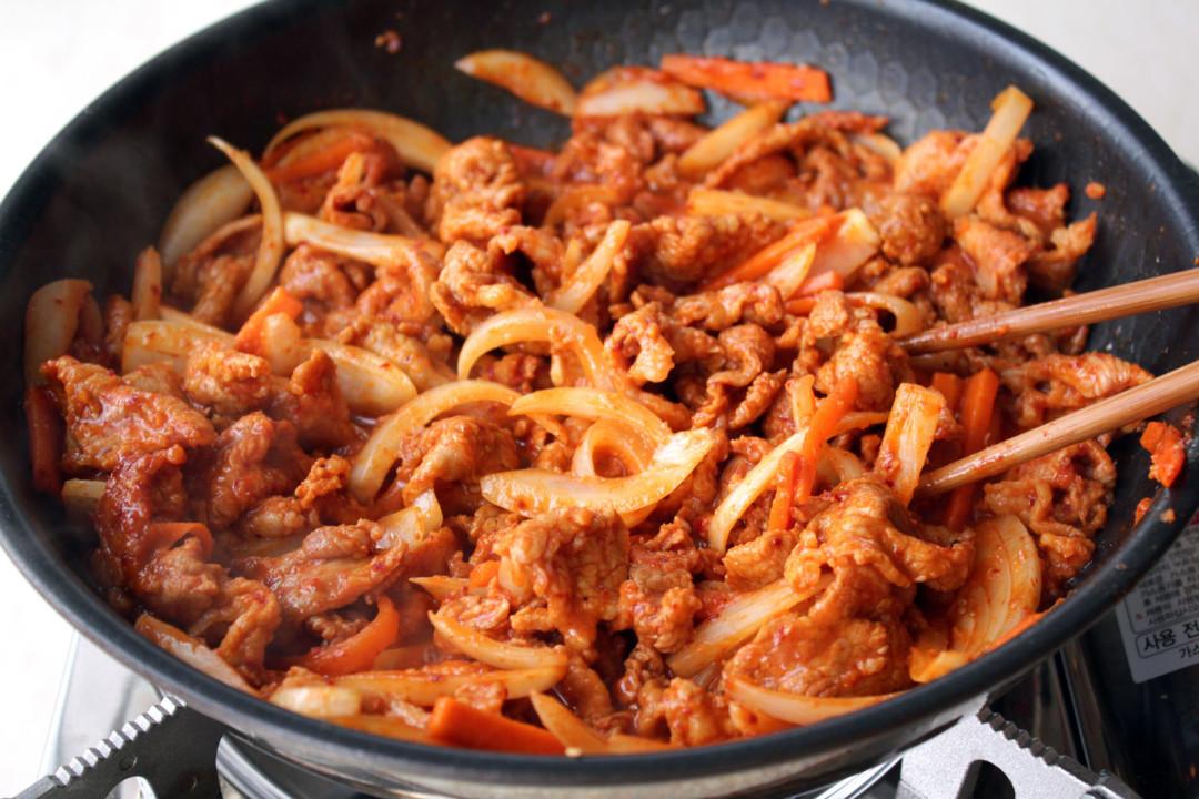 Korea-bulgogi-food
