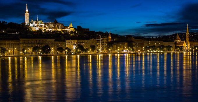 Seine cruise Paris