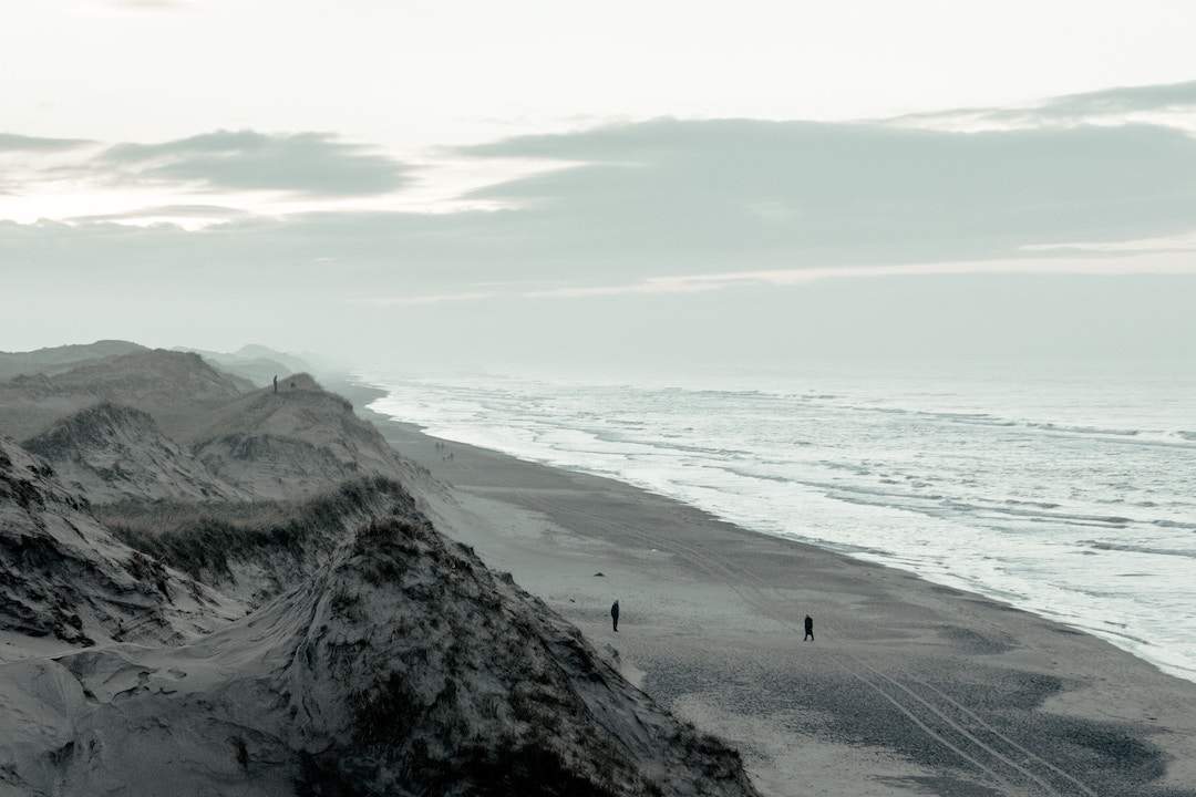 Denmark-coastline