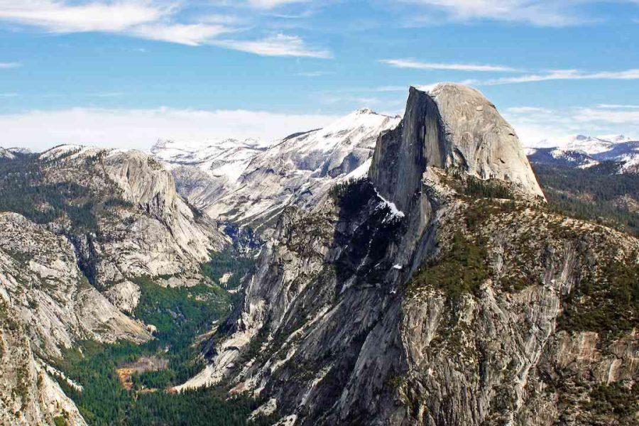 Half-Dome-Yosemite-USA