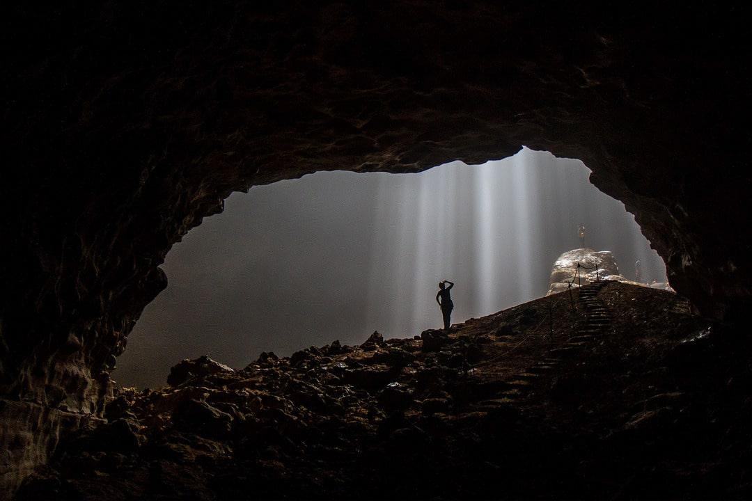 Yogyakarta caves